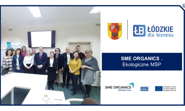 Spotkanie regionalnych interesariuszy projektu SME ORGANICS