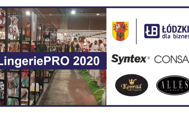 Promujemy firmy na targach Lingerie PRO w Antwerpii