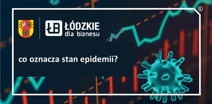 Co oznacza stan epidemii?