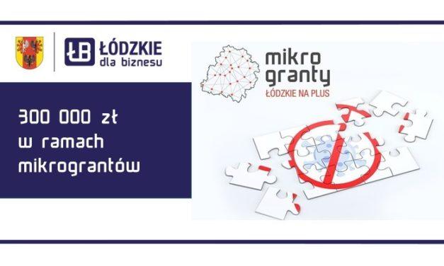 300 000 zł w ramach Mikrograntów na rzecz walki z COVID-19