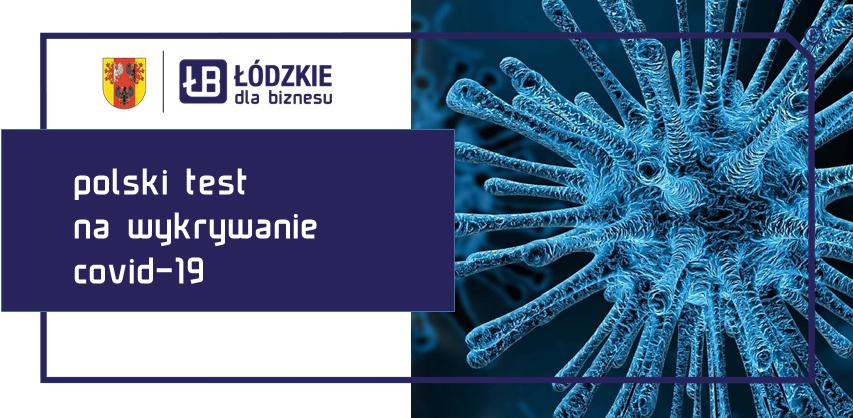 Polski test na koronawirusa SARS-CoV-2