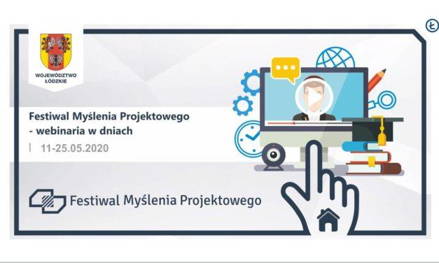 Festiwal Myślenia Projektowego – Łódzkie 2020