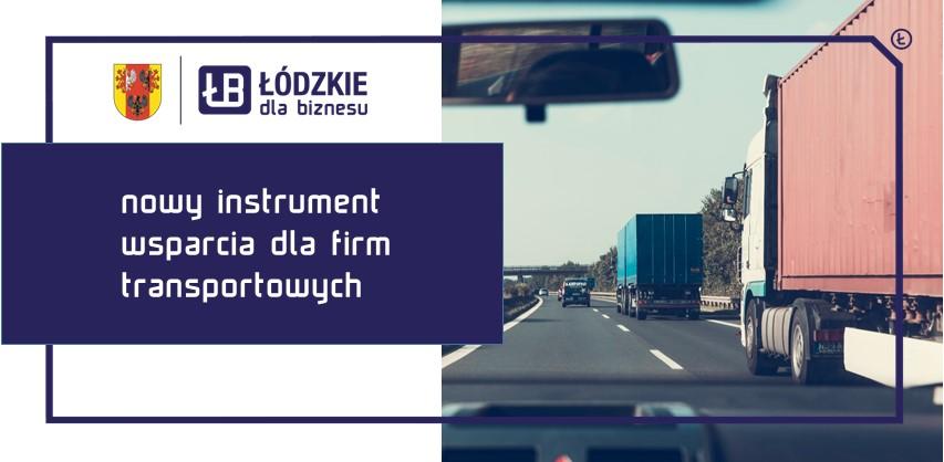 Nowe instrumenty wsparcia z Tarczy Antykryzysowej dla firm transportowych i MŚP