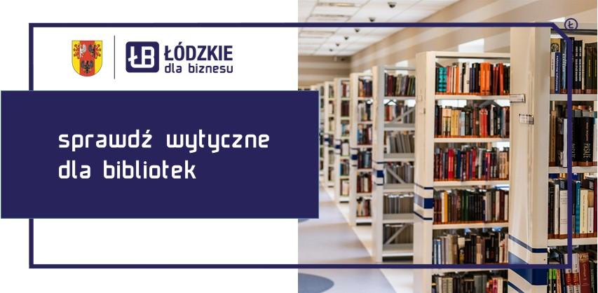 Wytyczne dla funkcjonowania bibliotek