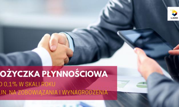 Ponad 58 milionów zł na pomoc Przedsiębiorcom