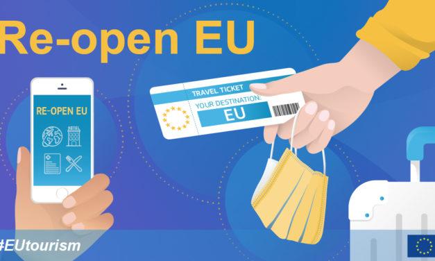 Re-open EU: Komisja uruchamia stronę internetową w celu bezpiecznego wznowienia podróży i turystyki w UE