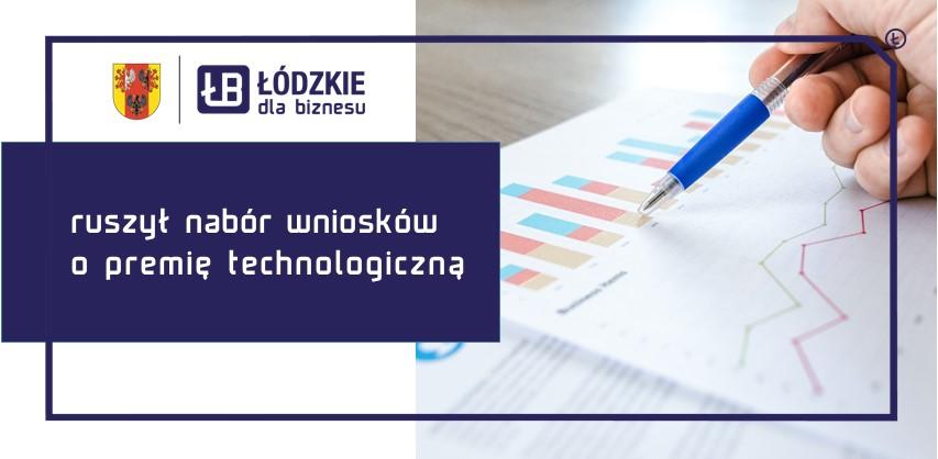 Premia technologiczna – dotacja z opcją spłaty do 70% kredytu komercyjnego