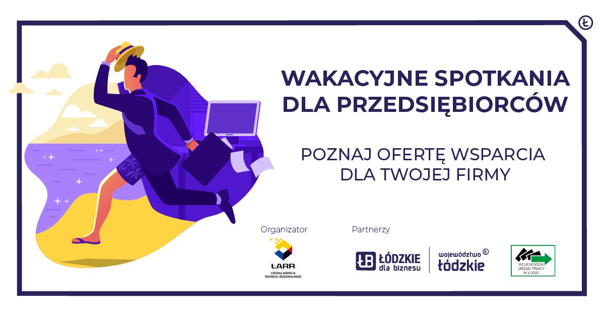 Spotkanie z przedsiębiorcami w Łodzi