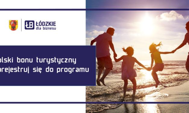 Polski Bon Turystyczny – rejestracja podmiotów turystycznych do programu