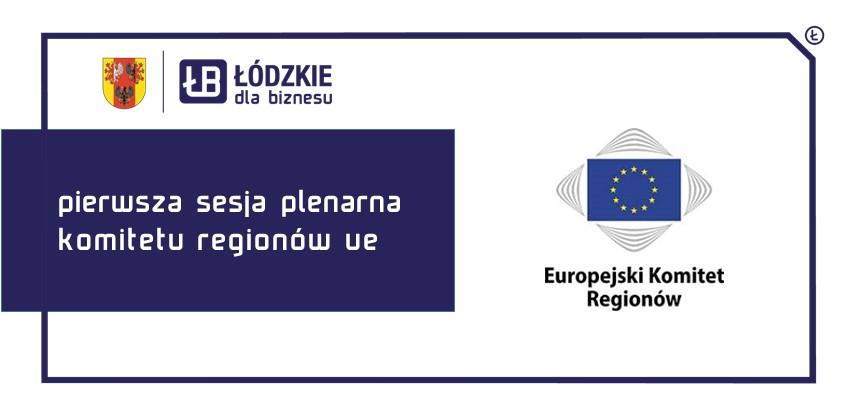 Plany dotyczące budżetu UE i odbudowy gospodarczej w agendzie 139 sesji plenarnej Komitetu Regionów