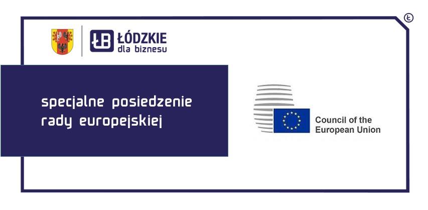 Specjalne posiedzenie Rady Europejskiej w dniach 17-21 lipca 2020 roku