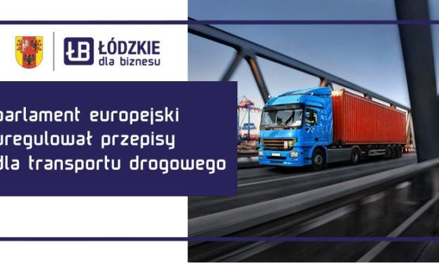 Parlament Europejski za zmianami w przepisach o transporcie drogowym