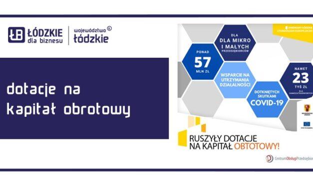 Kapitał obrotowy dla MŚP – 3 września rusza nabór wniosków