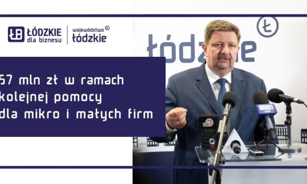 Kapitał obrotowy z pulą 57 mln zł dla firm dotkniętych covid-19