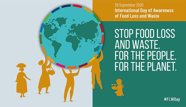 29 września – Międzynarodowym Dniem Świadomości Strat i Marnotrawienia Żywności