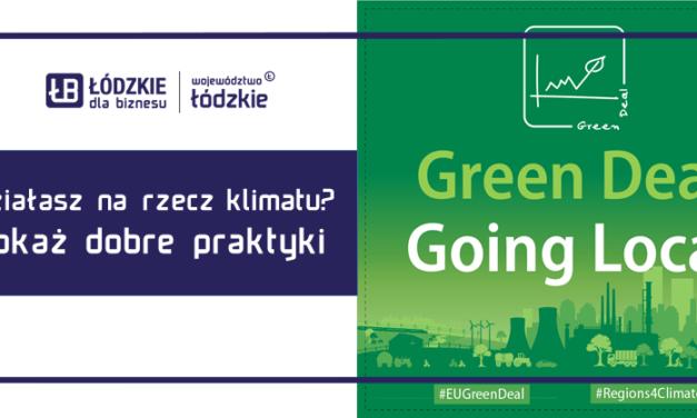 Najlepsza praktyka – pokaż swoje osiągnięcia w zakresie działań na rzecz klimatu!