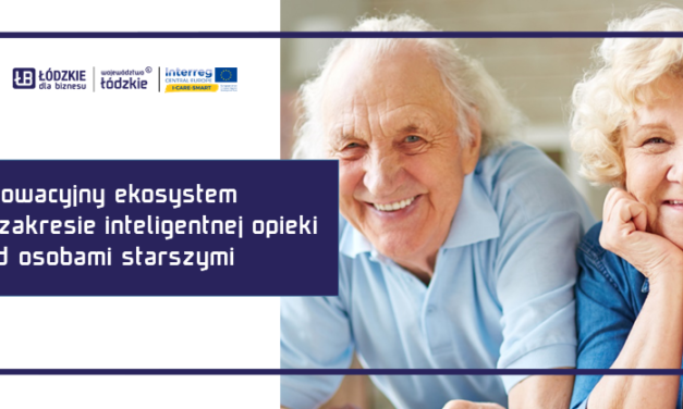 Innowacyjny ekosystem w zakresie inteligentnej opieki nad osobami starszymi – dołącz do projektu