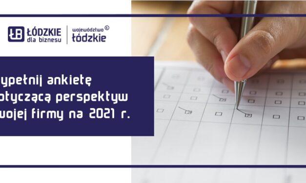 Badanie EUROCHAMBRES – perspektywy europejskiej społeczności biznesowej  w 2021 r.