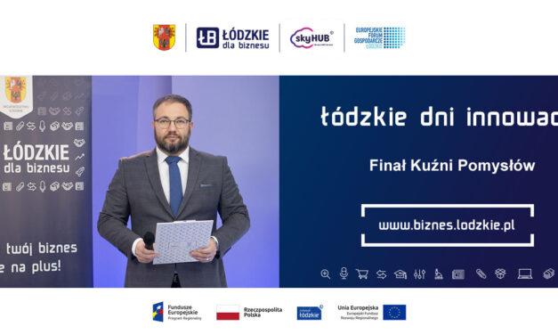 """Łódzkie Dni Innowacji – finał I edycji """"Kuźni Pomysłów"""""""