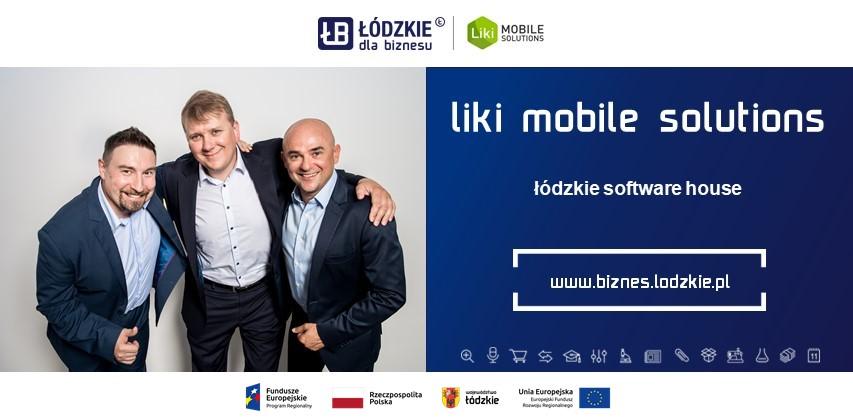 Łódzkie w Brukseli wspiera łódzki biznes – Liki Mobile Solutions
