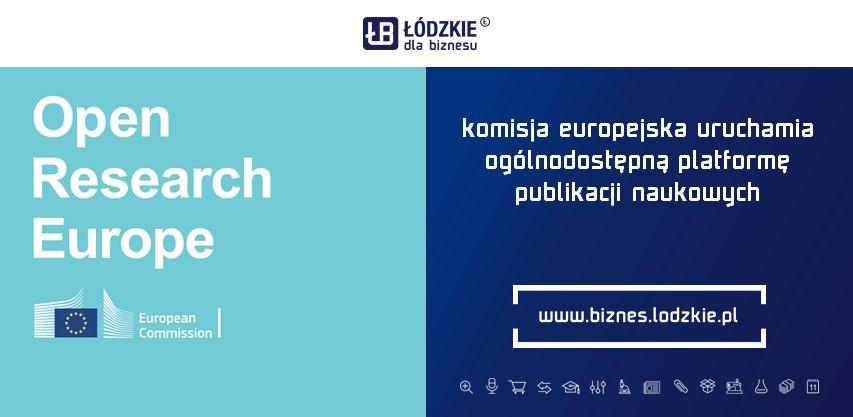 Horyzont Europa  – Komisja europejska uruchamia ogólnodostępną platformę publikacji naukowych