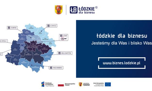 Województwo Łódzkie wspiera przedsiębiorców