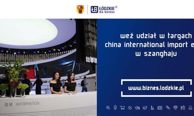 Weź udział w targach kosmetycznych w Szanghaju