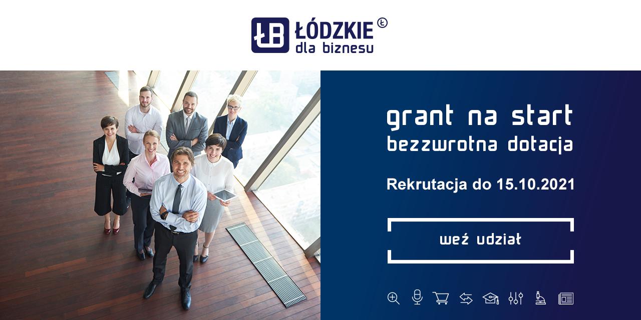 Grant na start – dofinansowanie na rozpoczęcie działalności gospodarczej dla osób powyżej 30 roku życia